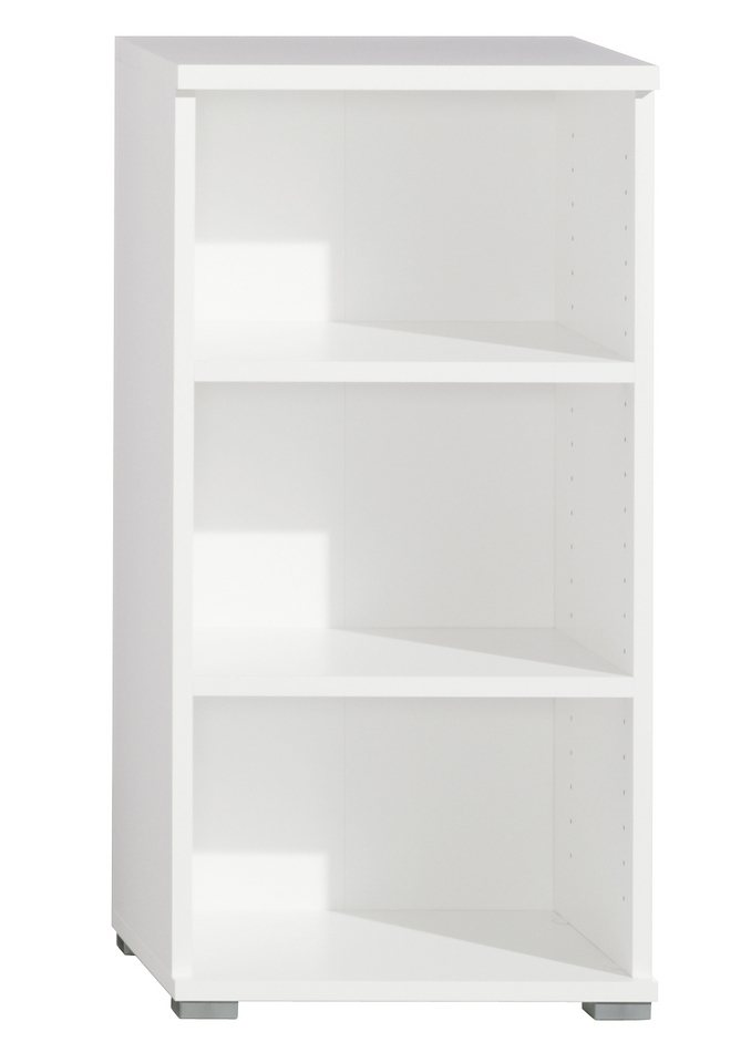 Regal, CS Schmalmöbel, »Foox Typ 20« in weiß