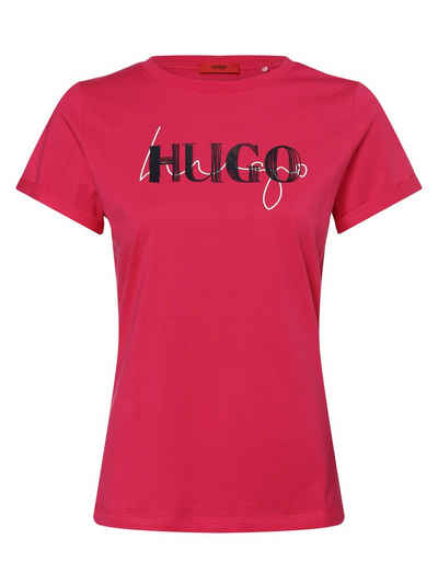 HUGO T-Shirt »The Slim Tee 9«