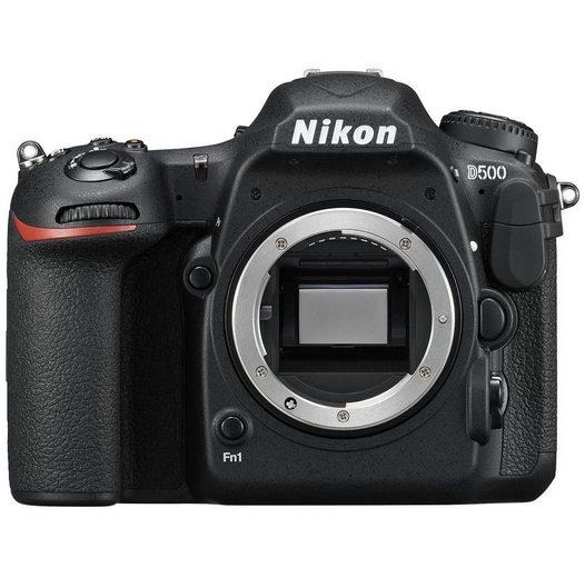 Nikon »D500 Gehäuse« Systemkamera