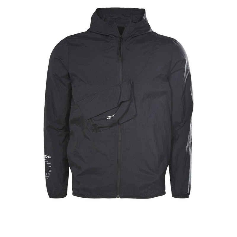 Reebok Trainingsjacke »Road Trip Woven Packable Jacket«