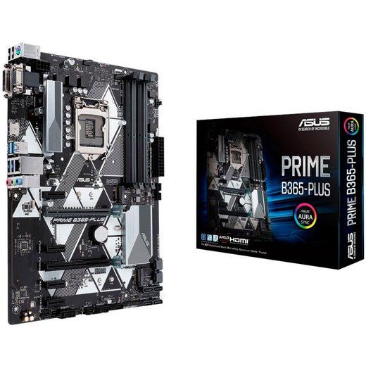 Asus »PRIME B365-PLUS« Mainboard AURA Sync