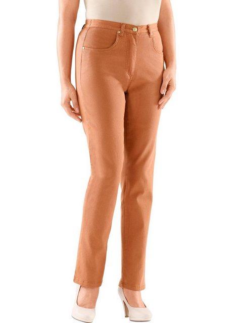 Hosen - Classic Bequeme Jeans › braun  - Onlineshop OTTO