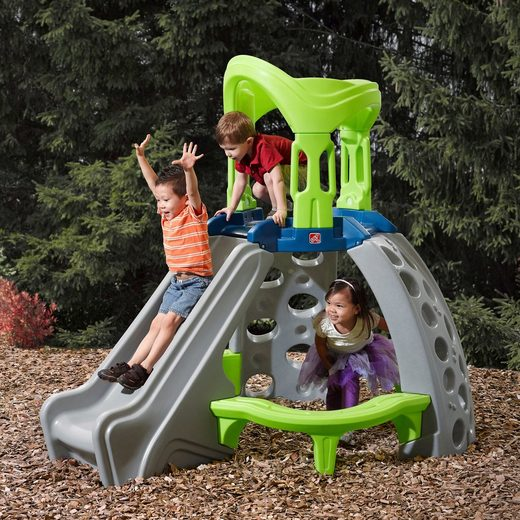 STEP2 Spielturm »Castle Top«, BxTxH: 155x155x156 cm