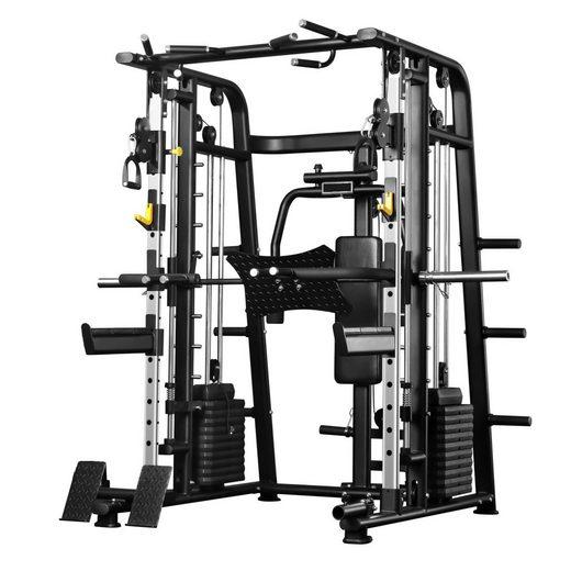 Technofit Ganzkörpertrainer »ALL-in-1 Kraftstation / Multipresse / Multi Smith Maschine / Power Rack«
