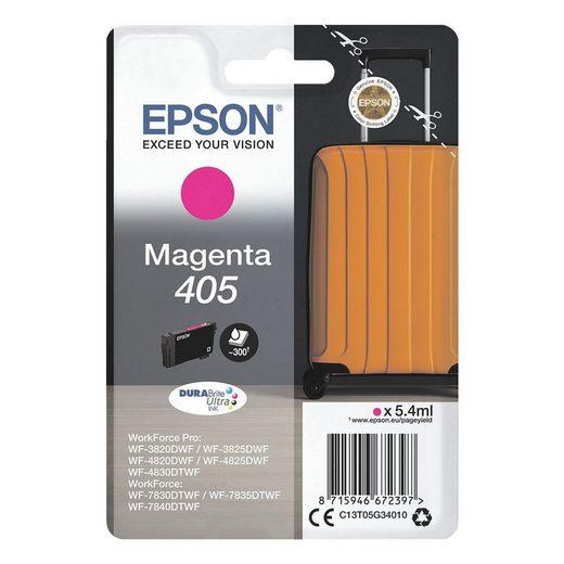 Epson »405 DURABrite« Tintenpatrone
