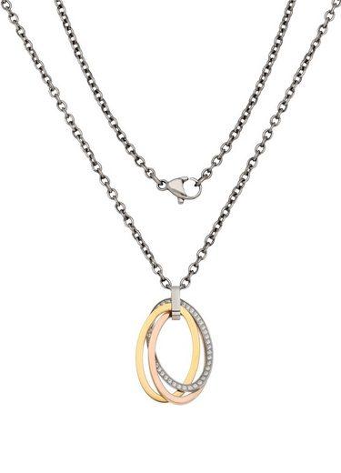 TITANIA Kette mit Anhänger »elegant necklace«