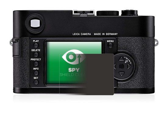 upscreen Schutzfolie »für Leica M8«, Folie Schutzfolie Sichtschutz klar anti-spy