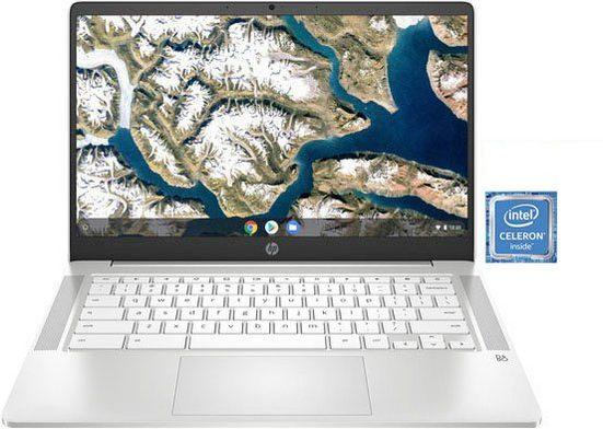 HP 14a-na0205ng Chromebook (35,6 cm/14 Zoll, UHD Graphics 600)