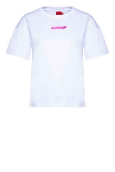 HUGO T-Shirt »T-Shirt The Boxy Tee«