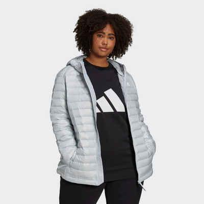 adidas Performance Funktionsjacke »Varilite Down Hooded Insulation Daunenjacke – Große Größen«