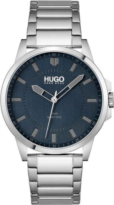 HUGO Quarzuhr »#FIRST, 1530186«