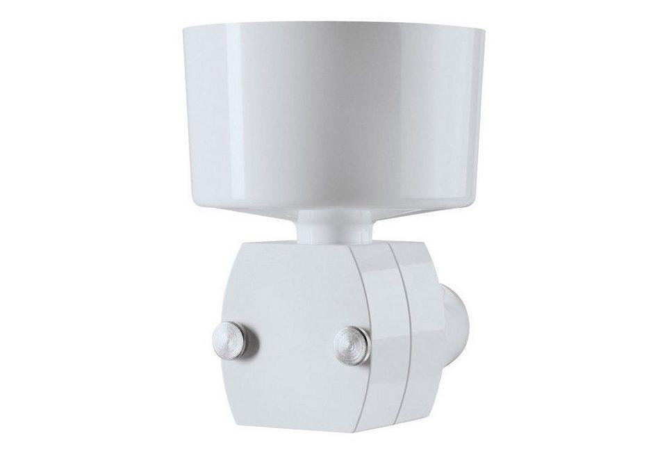 Jupiter Vorsatz für Systemantrieb Flockenquetschvorsatz 862860 in weiß