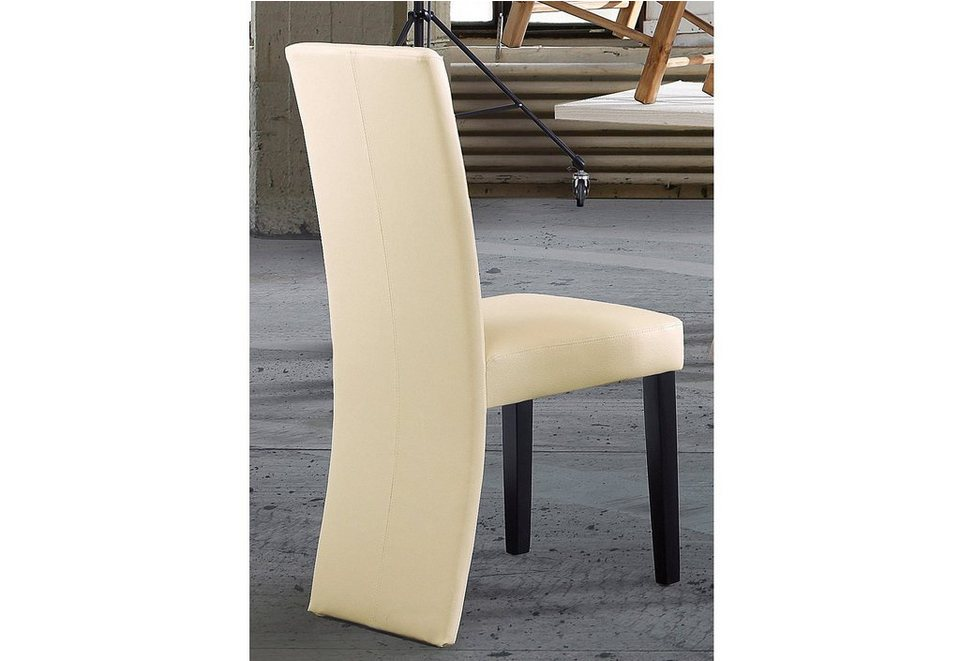 Stühle, SIT, »Stuhlparade«, (2 Stck.) in creme