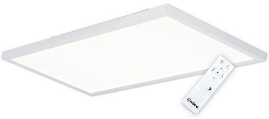näve LED Deckenleuchte »Salta«, LED Deckenlampe