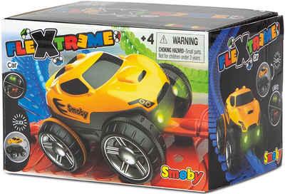 Smoby Rennbahn-Auto »Flextreme Rennauto, gelb«