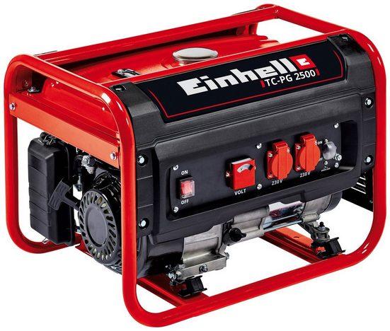 EINHELL Stromerzeuger »TC-PG 2500«