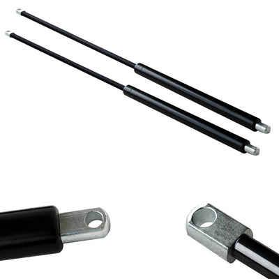 Mucola Druckregler »2 Stück Gasdruckfeder 1500N Gasdämpfer Heckklappendämpfer Motorhaube Haltehilfe«