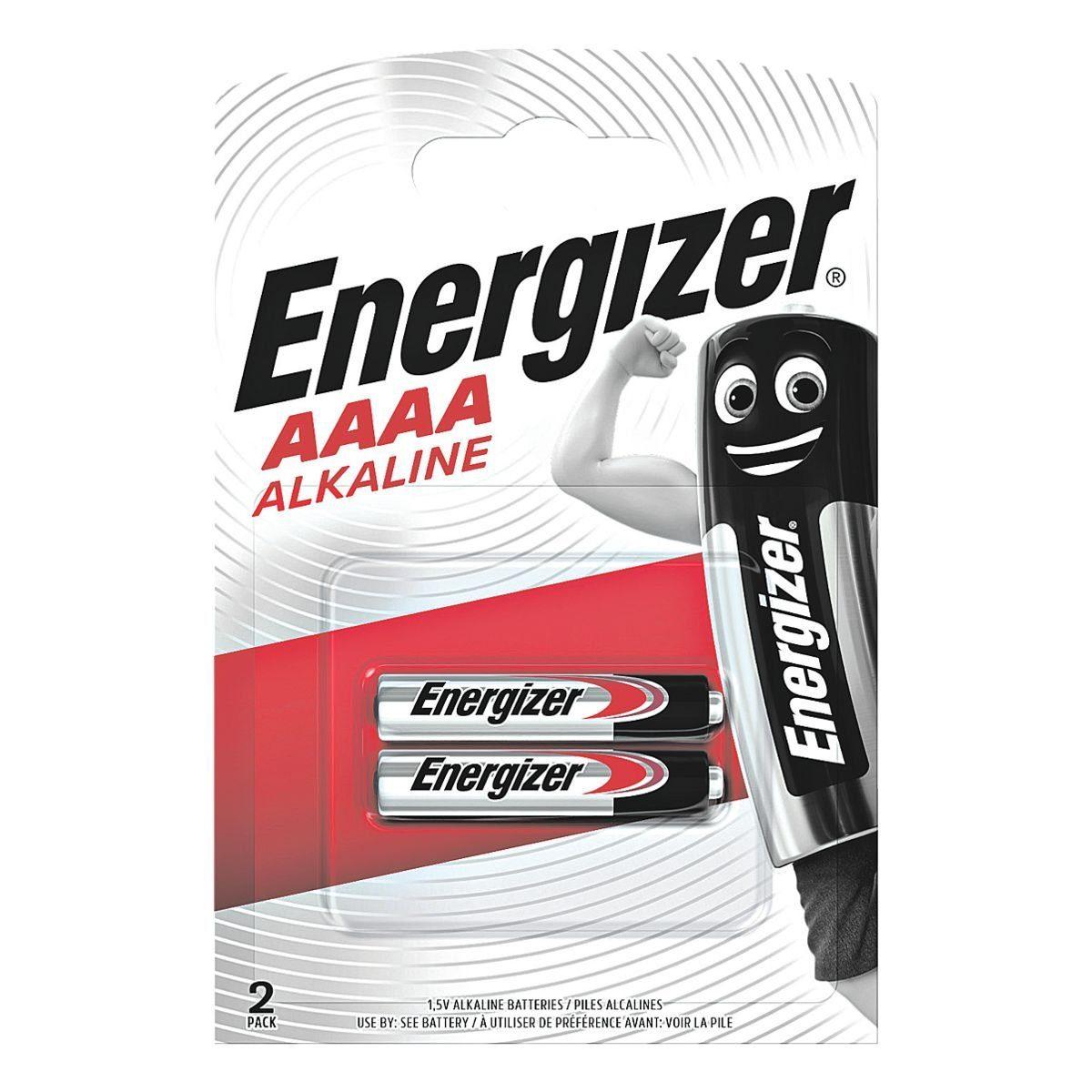 Energizer Batterien Alkaline / AAAA / E96 »Picollo«