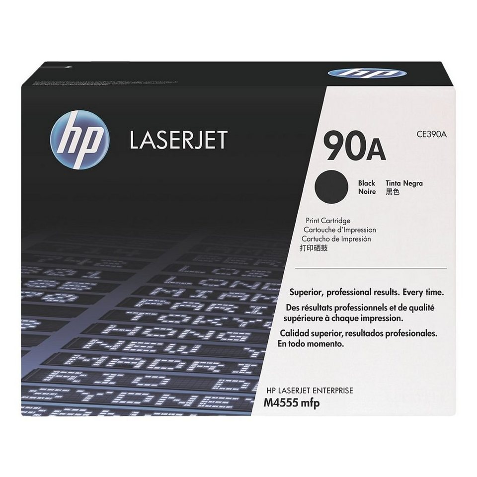 HP Druckkassette »CE390A« 90A