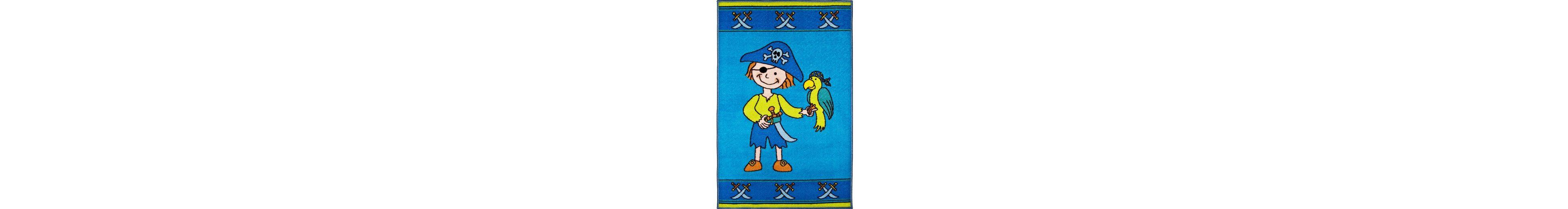 KinderTeppich, Andiamo, »Pirat«, getuftet kaufen  OTTO