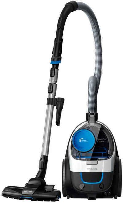 Philips Bodenstaubsauger FC9332/09, 900 Watt, beutellos