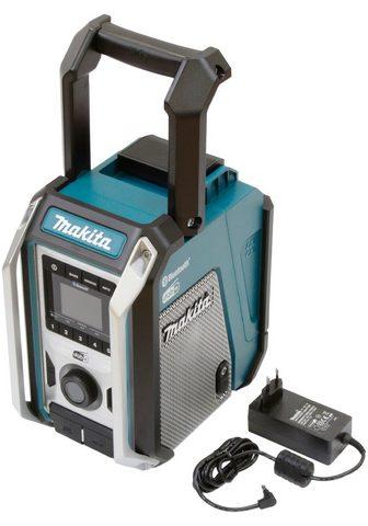 Makita »DMR115« Baustellenradio (Digitalradio...
