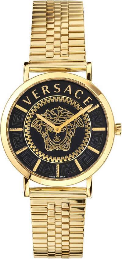 Versace Schweizer Uhr »V-Essential«