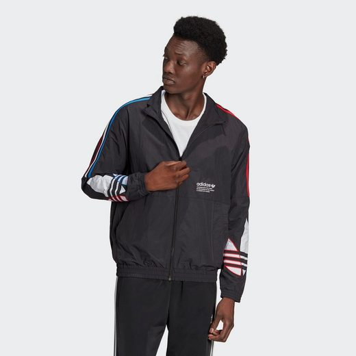 adidas Originals Trainingsjacke »ADICOLOR TRICOLOR ORIGINALS JACKE«