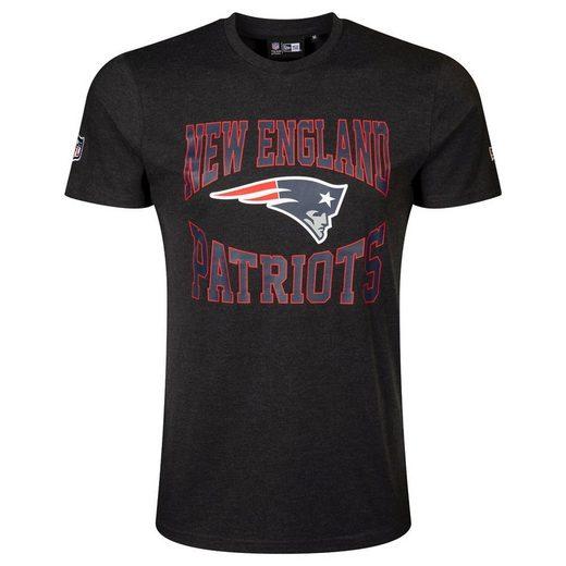New Era Print-Shirt »NFL TEAM LOGO New England Patriots«
