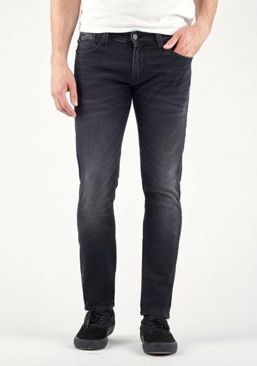 Le Temps Des Cerises Bequeme Jeans mit leichter Waschung