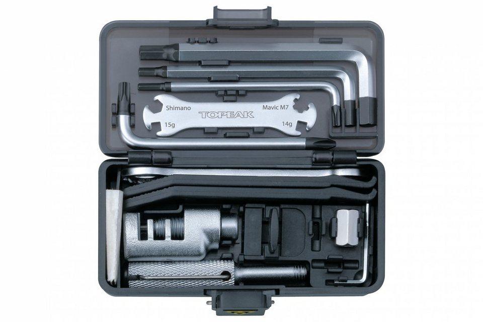 Topeak Werkzeug & Montage »Survival Gear Box«