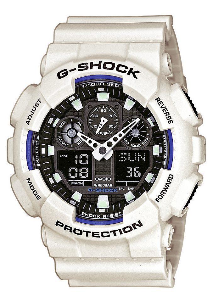 Casio G-Shock Chronograph »GA-100B-7AER«