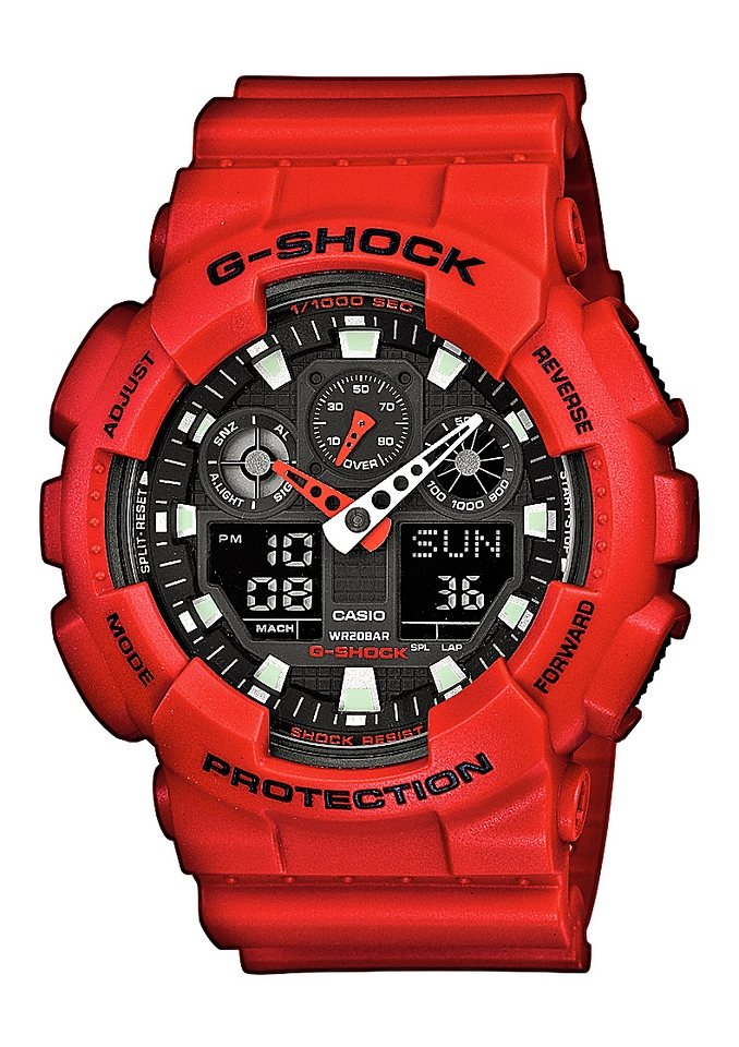 G-Shock Chronograph...