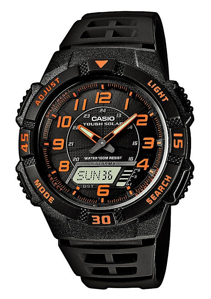Casio Collection Chronograph »AQ-S800W-1B2VEF«