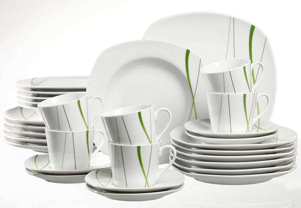 ritzenhoff breker kombiservice porzellan grace 30 teilig online kaufen otto. Black Bedroom Furniture Sets. Home Design Ideas