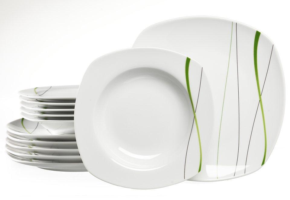 ritzenhoff breker tafelservice porzellan grace 12 teilig online kaufen otto. Black Bedroom Furniture Sets. Home Design Ideas