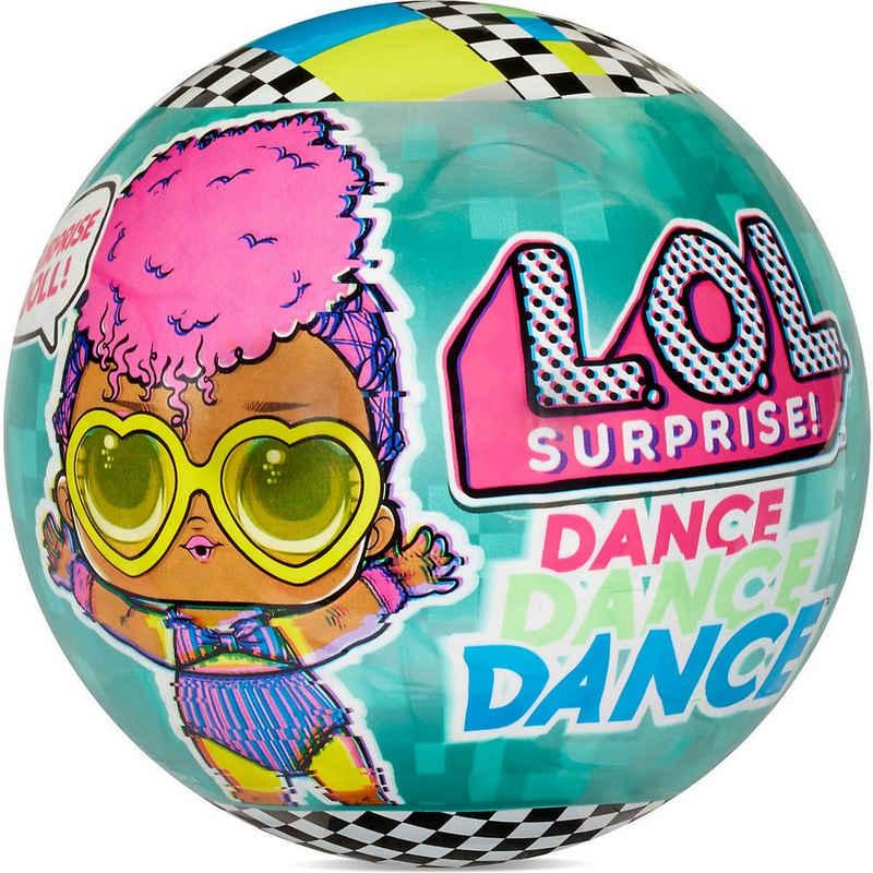 MGA Anziehpuppe »L.O.L. Surprise Dance Dolls, 4er Set«