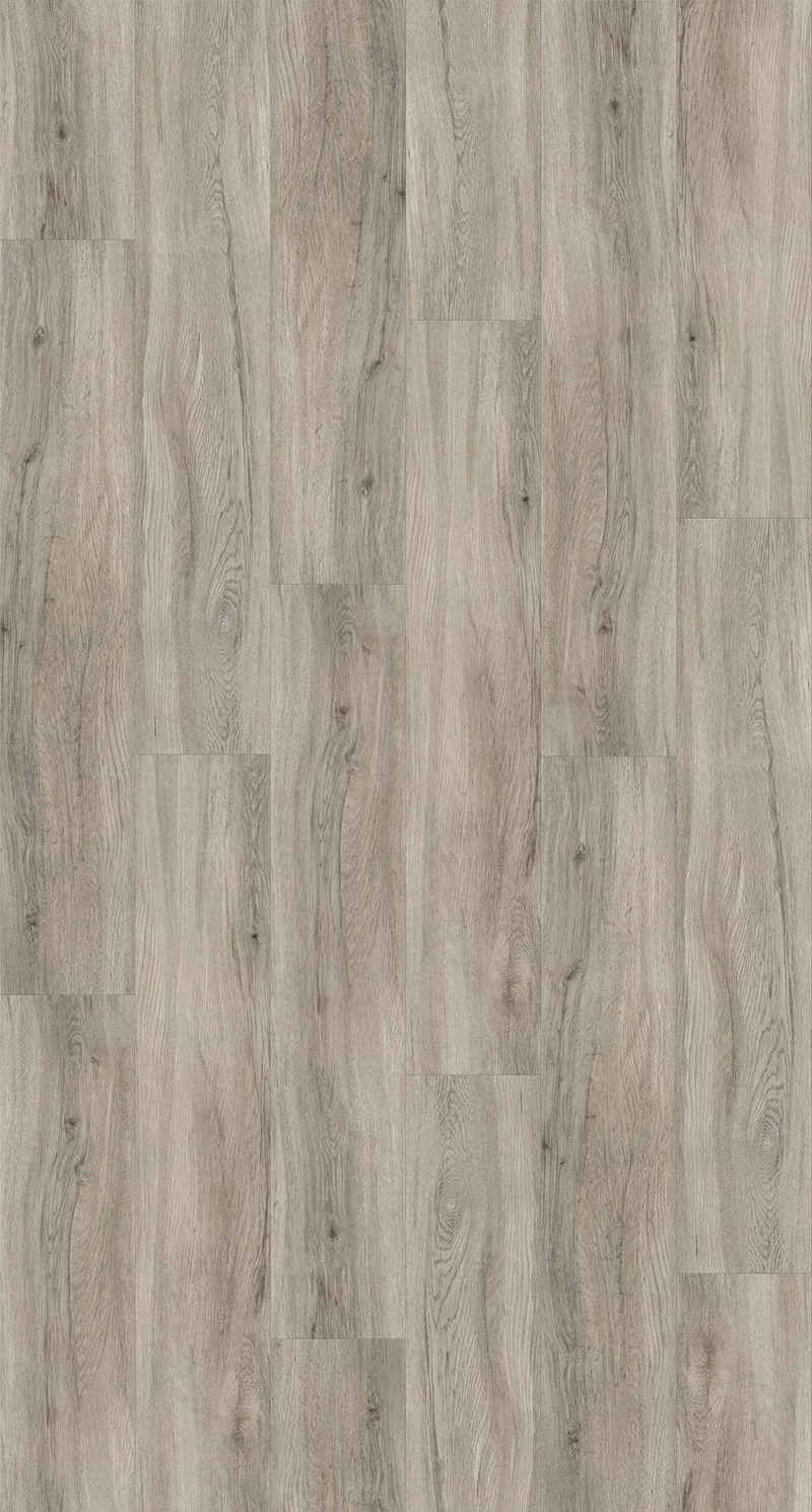 PARADOR Vinylboden »Basic 2.0 - Eiche pastellgrau«, 122,6 x 22,9 x 0,2 cm, 4,5 m²