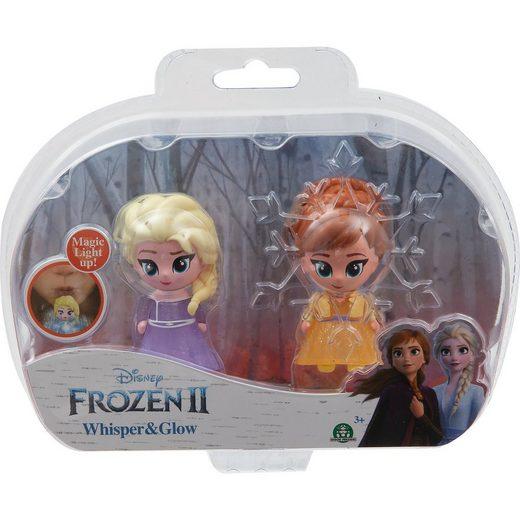 Giochi Preziosi Disney Die Eiskönigin 2 2 Leuchtfiguren Elsa lila & Anna bei