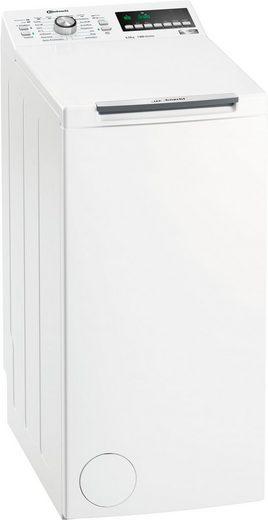 BAUKNECHT Waschmaschine Toplader WAT 6513 DD N, 6,5 kg, 1300 U/min, 4 Jahre Herstellergarantie
