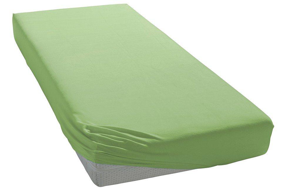 spannbettlaken mako jersey bellana geeignet f r hohe matratzen online kaufen otto. Black Bedroom Furniture Sets. Home Design Ideas