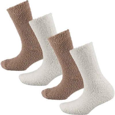 Camano Socken »Online Women sustainable cosy Socks 4p«