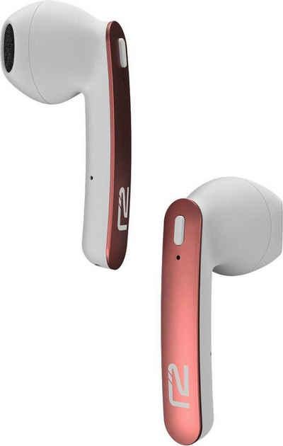 ready2music »Chronos Air« In-Ear-Kopfhörer (True Wireless, Bluetooth, Mit Aufbewahrungsbox / Ladestation)