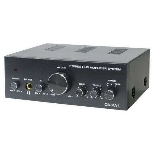 Dynavox CS-PA1 Mini- schwarz Verstärker