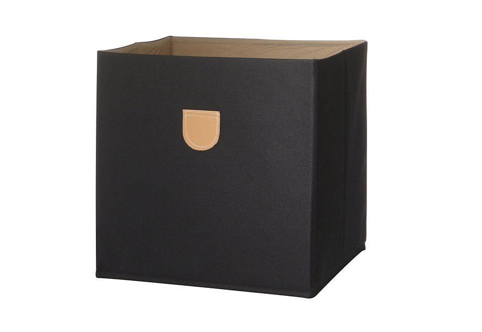 INOSIGN Canvas-Boxen (2 Stck.) in schwarz