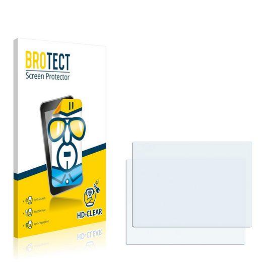BROTECT Schutzfolie »für Samsung WB690«, (2 Stück), Folie Schutzfolie klar