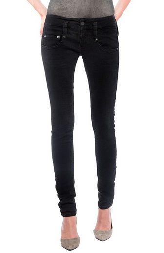 Herrlicher Slim-fit-Jeans »Pitch slim stretch Denim tempest«