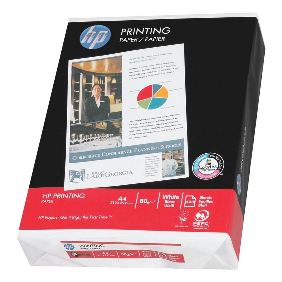 HP Multifunktionales Druckerpapier »Printing«