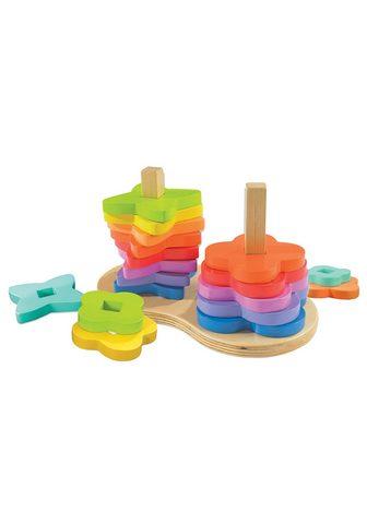 HAPE Žaislas-dėlionė (Rinkinys 19-tlg.)