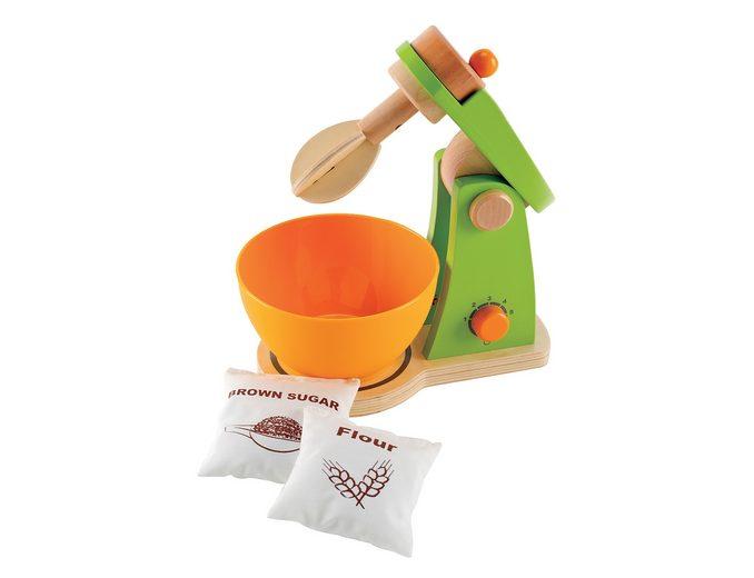 KinderkUche Holz Auf Rechnung ~   für die Kinderküche »Spielmixer aus Holz« online kaufen  OTTO